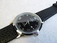 Мужские ультратонкие часы OMEGA De Velle копия