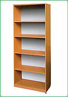 Шкаф книжный, открытый