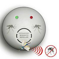 Ультразвуковой отпугиватель москитов (комаров) AoKeman Ultrasonic Mosquito Repeller AO-101