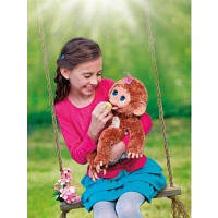 Смешливая обезьянка  FurReal Friends Cuddles My Giggly Monkey