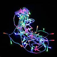 Светодиодная гирлянда 400 multi LED 15 метров, фото 1