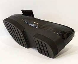Туфли женские черные Olli 1453, фото 3