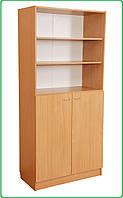 Шкаф для книг с двумя дверями (С-028)