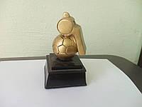 Статуэтка мяч+свисток