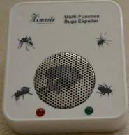 Отпугиватель грызунов и насекомых ультразвуковой электромагнитный Ximeite MT-626