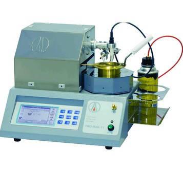 ТВО-ЛАБ-11 Автоматичний апарат для визначення температури спалаху у відкритому тиглі, фото 2