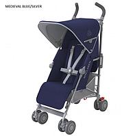 Прогулочная коляска Maclaren Quest Sport 2016 Medieval blue/Silver