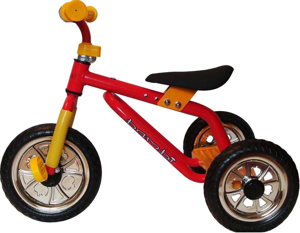Триколісний велосипед Bambi