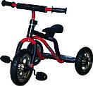 Триколісний велосипед Bambi, фото 4