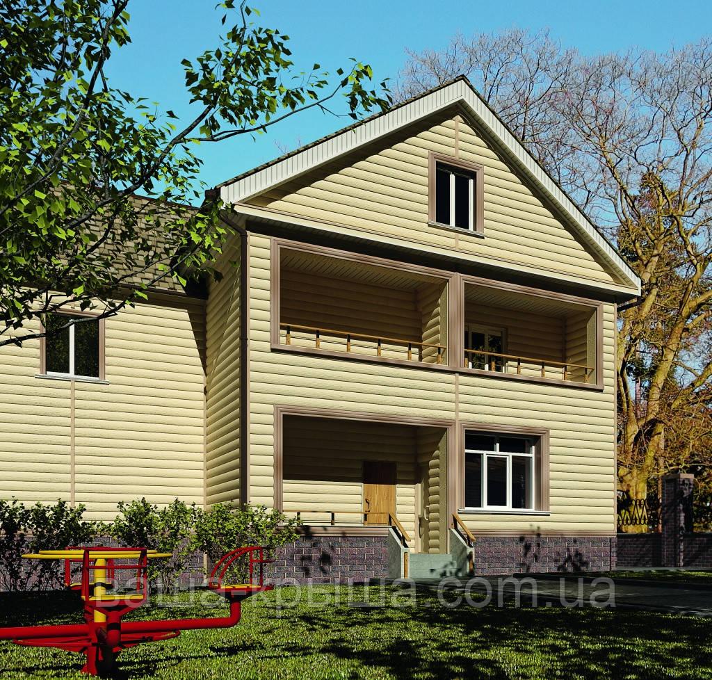 Block House SLIM  купить в Херсоне. Сайдинг Альта профиль. Альта сайдинг Блок Хаус купить в Херсоне.
