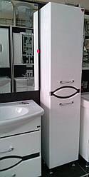 Пенал для ванной комнаты Элегант  Николь 40 см