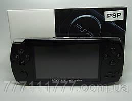 """на подарок! Игровая приставка - PSP Sony (copy) 4,2"""" 4 ГБ 3 Мп black черная Гарантия!"""