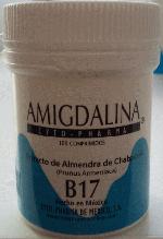 Амигдалин, Витамин  В-17,  CYTO PHARMA, Amygdalin, vitamin B-17, 100 mg, 100tabl