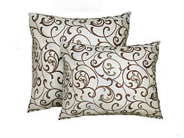 Подушка с шариковым силиконом, бязь, Орнамент4 (50х70 см.)
