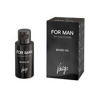 Масло для бороды Vitality's For Man Beard Oil 30мл