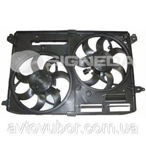 Диффузор радиатора и кондиционера Ford Mondeo 13-- RDFD66103A DG9Z8C607B