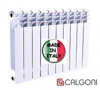 """Алюминиевый радиатор для отопления """"CALGONI """" 500\96 (италия)"""