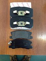 Тормозные колодки дисковые задние MITSUBISHI Pajero Wagon 3.0 3.5