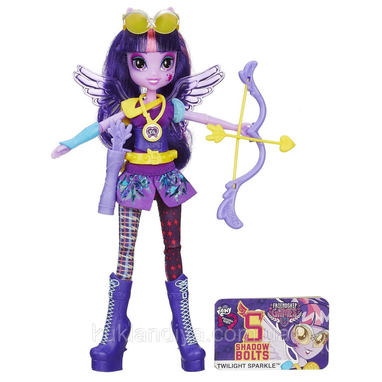 Лялька Іскорка з цибулею My Little Pony