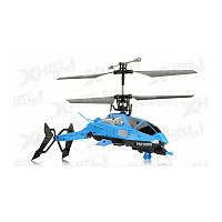 Вертолет на радиоуправлении Pantoma голубой