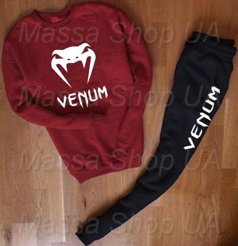 ТРЕХНИТКА мужские спортивные костюмы Venum (венум) р-р (с -хххл ... cbd46d1e216