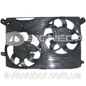 Диффузор радиатора и кондиционера Ford Mondeo 13-- RDFD66104A DG9Z8C607D