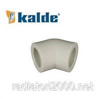 Угол(колено)  Kalde 20х45° полипропилен