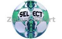 Мяч футбольный №5 SELECT FORZA(FPUG1200, белый-синий-зеленый)