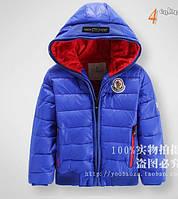 Детская зимняя курточка на мальчика