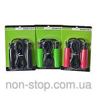 Скакалка с подшипниками, скакалка для фитнеса, гимнастическая скакалка, скакалку не, Profi 1000634