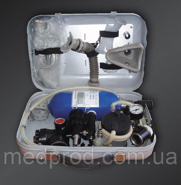 Аппарат для дыхательной реанимации ГС-11р для скорой и неотложной помощи