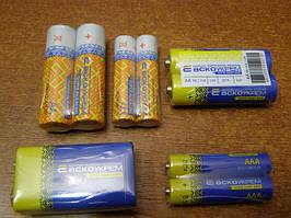 Батарейки АСКО