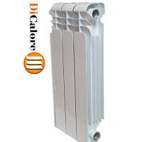 """Алюминиевый радиатор для отопления """"DiCalore"""""""