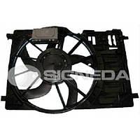 Диффузор радиатора и кондиционера Ford Escape 13-- RDFDA077 CV6Z8C607C