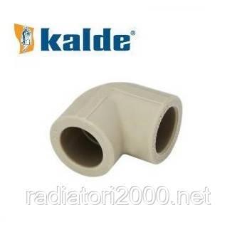 Угол (колено)  Kalde 40х90° полипропилен