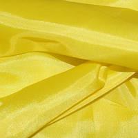 Ткань подкладочная  (нов) арт.18443 (ТКК) 190Т №23 желтый