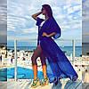 Пляжная туника в пол, фото 2