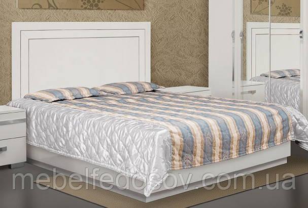 Кровать двуспальная 160 Экстаза  (Світ меблів) 1680х2085х1300мм