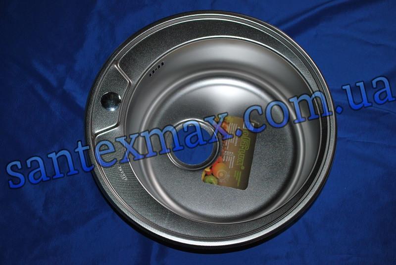 Мойка для кухни OraLux D4949UA полиш