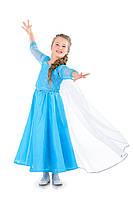 """Детский карнавальные костюм """"Эльза"""""""