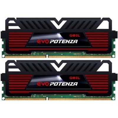 "Оперативная память Geil 16GB(2x8GB) DDR3 1600MHz DIMM (GPB316GB1600C9DC) ""Over-Stock"" Б/У"