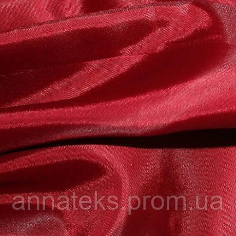 Ткань подкладочная арт. 28887 (ТКК) 190Т №46 вишневый 150см