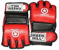Перчатки для боевого самбо Green Hill