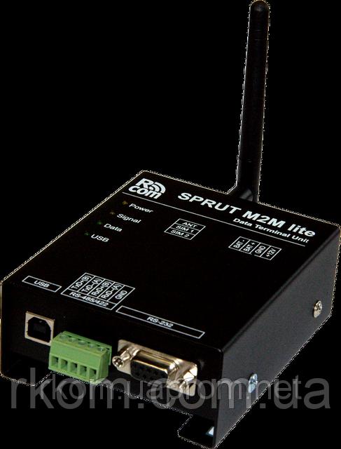 Модем SPRUT M2M Lite - ООО «РКОМ» - телекоммуникации и связь в Киеве