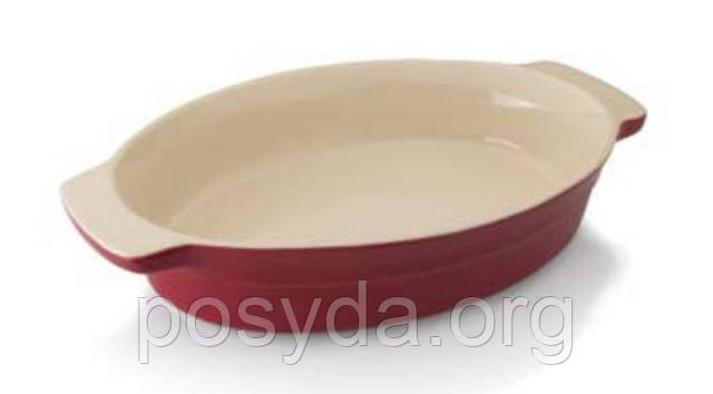 Форма для выпечки овальная (40,5 х 23 х 7,5)