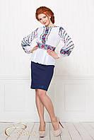 Жіноча вишита блуза, фото 1