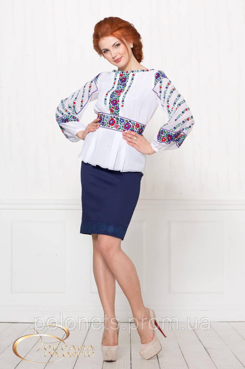 Жіноча вишита блуза  продажа 5508662cb18ee
