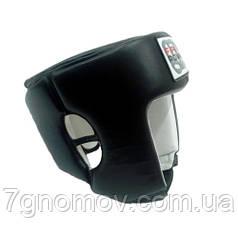 Шлем боксерский FirePower FPHGA2 Black. Размер М