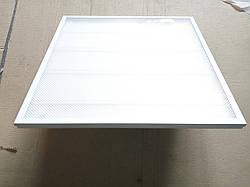 Растровый светильник  LED PRISMATIC(колотый лед) 36Вт-6400К