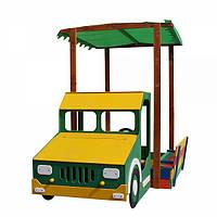 Песочница-грузовик, фото 1